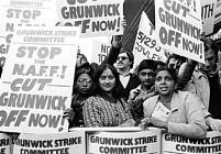Grunkwick strike comittee